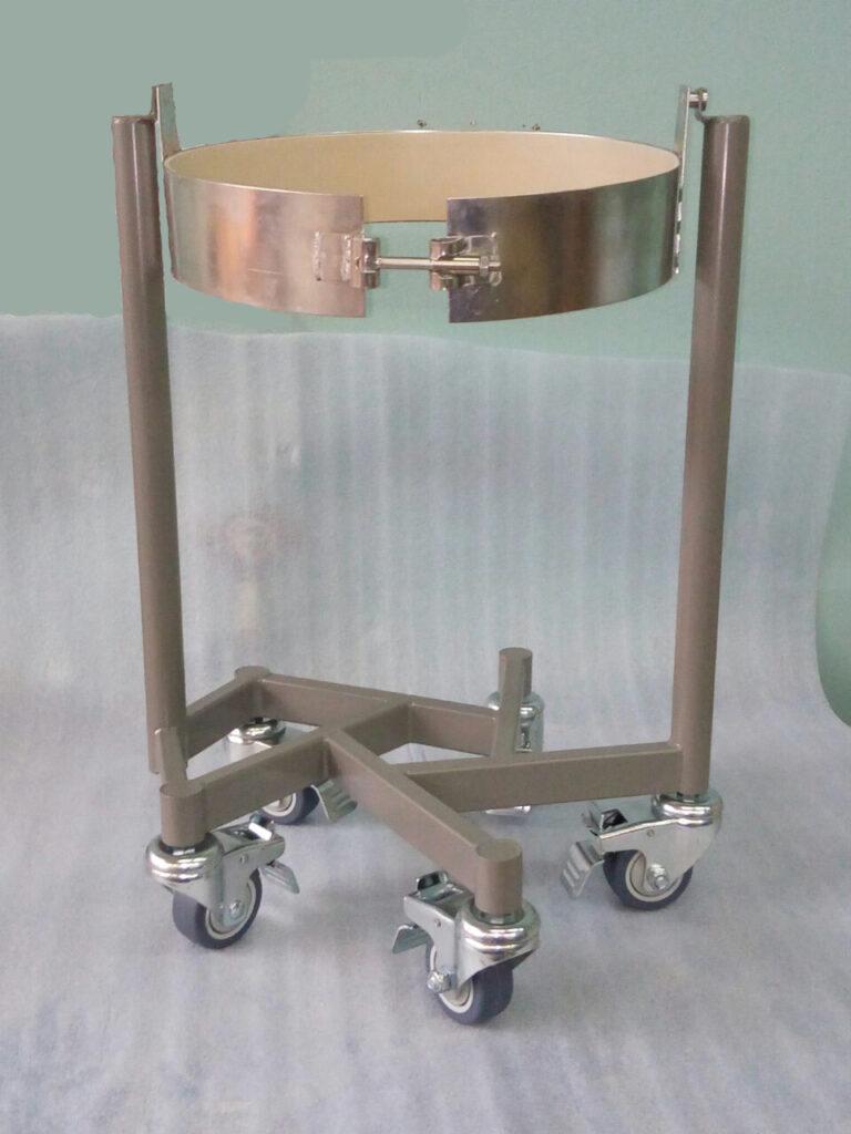 Устройство для перелива азота